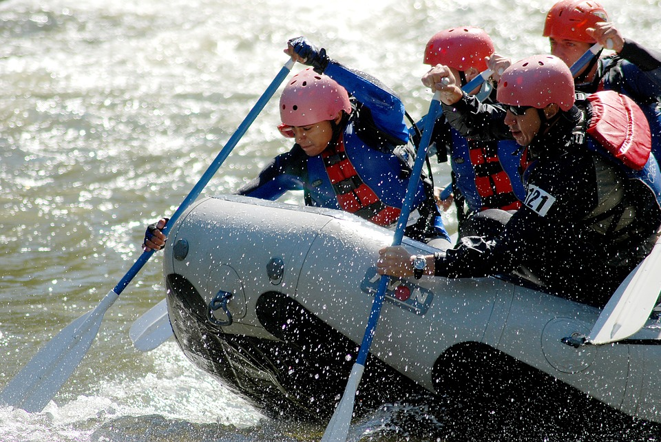 Barapole River rafting in coorg